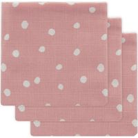 Little Lemonade Hydrofiel Luier Dots - Pink