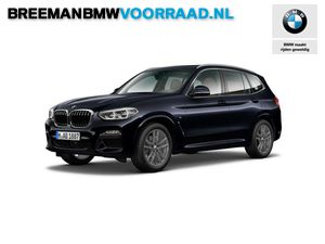 BMW X3 sDrive20i Model M Sport