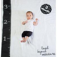 Lulujo Swaddle &Cards - Loved Beyond Measure