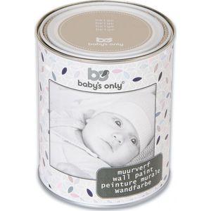 Baby's Only Muurverf 1 Liter-blik Beige