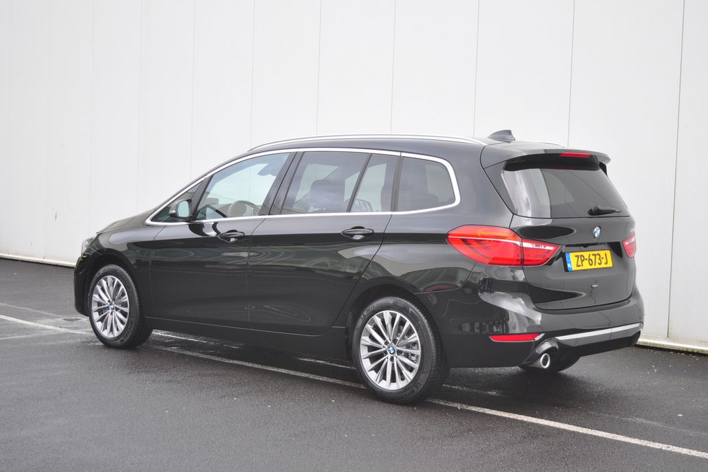BMW 2 Serie 218i Gran Tourer 7p. High Executive Luxury Line Aut.