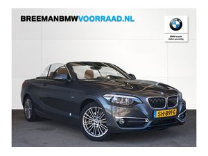 BMW Cabrio 220I High Executive Luxury Line
