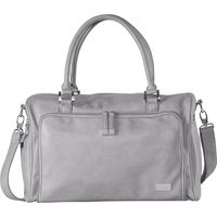 Isoki Verzorgingstas Double Zip - Portsea Grey