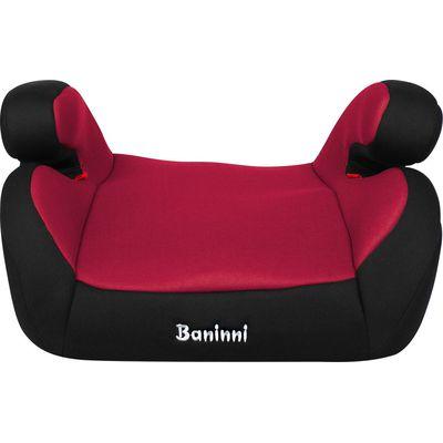 Baninni Zitverhoger Auto Robu - Red