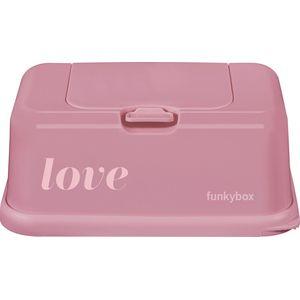 Funkybox Love - Vintage Pink
