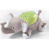 Babyprojector Slumber Buddies Olifant Grijs - Summer