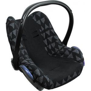 Dooky Seat Cover 0+ Autostoelhoes - Black Tribal