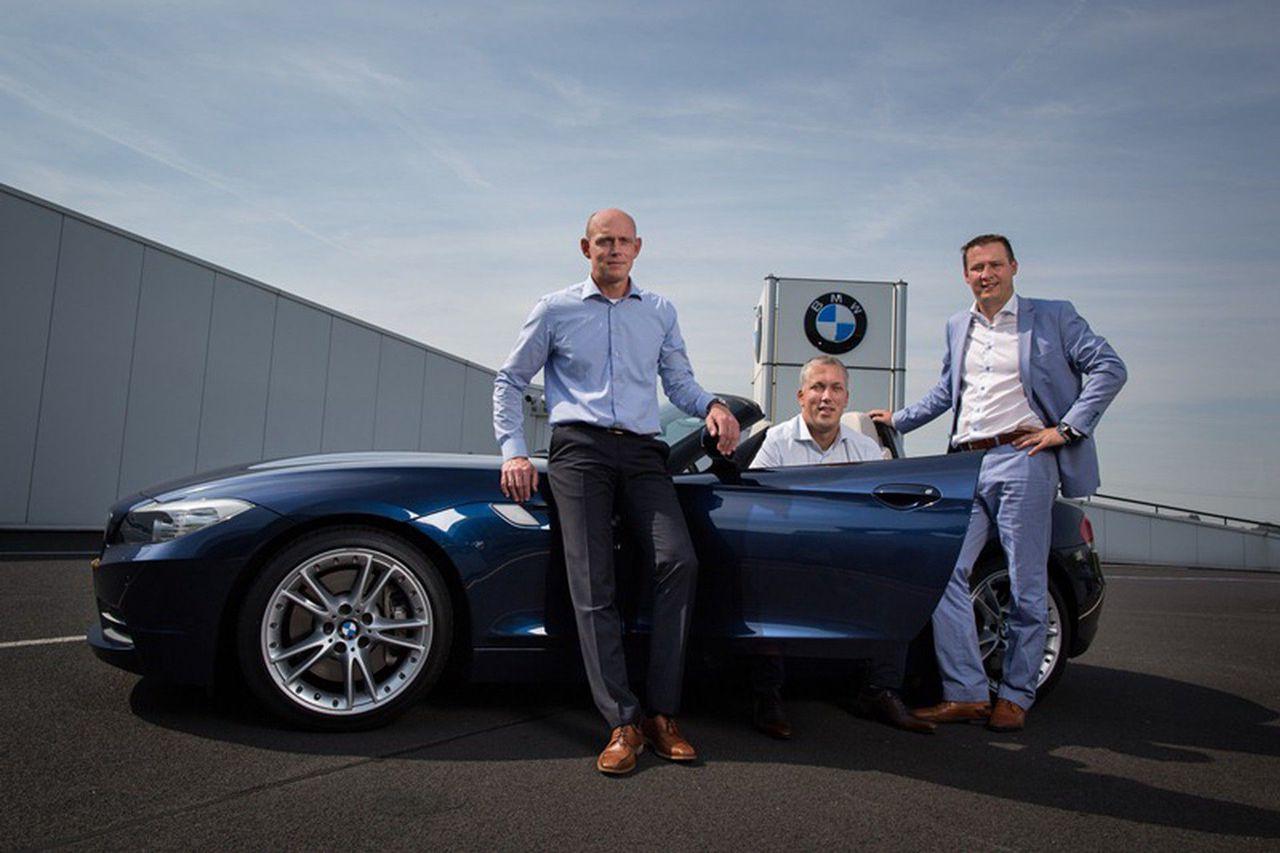 BMW 3 Serie 320i Sedan High Executive Edition