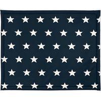 Jollein Boxdek 75x95cm - Little Star Navy