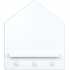 Bopita Wandrek Home White