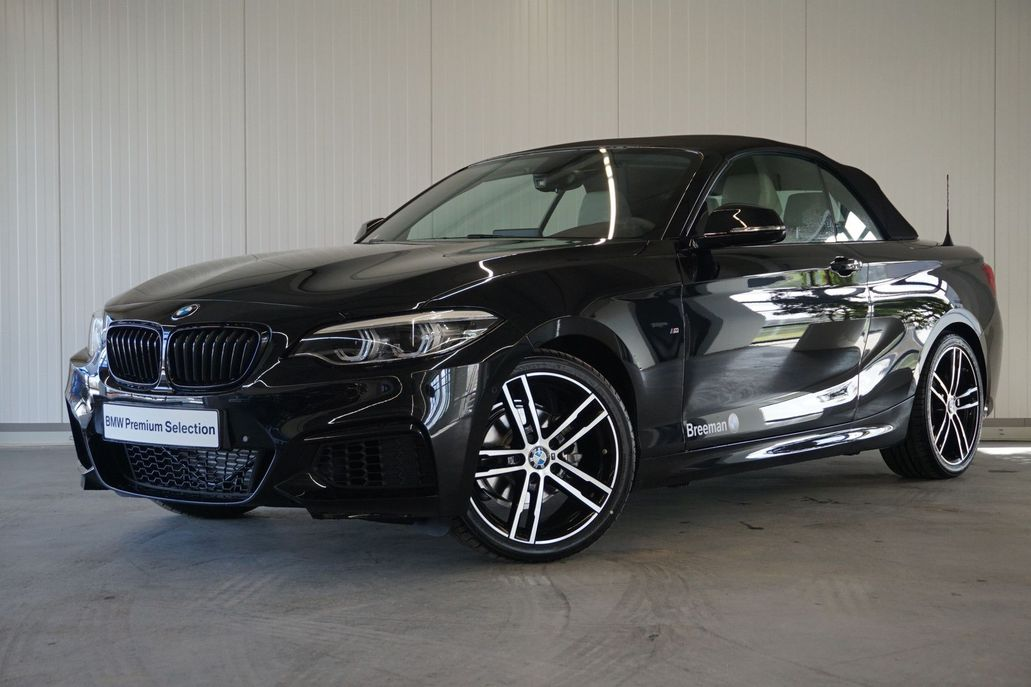 BMW 2 Serie Cabrio 218i High Executive M Sport Aut.