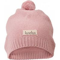 Koeka Baby Mutsje Barley Dusty Pink - Medium