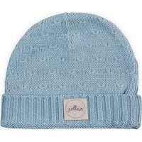 Jollein Muts Soft Knit - Soft Blue