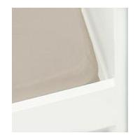 Briljant Baby Hoeslaken Juniorbed Jersey 70x150 - Taupe