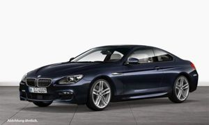 BMW 640 d xDrive Coupe M Sportpaket Head-Up HK HiFi