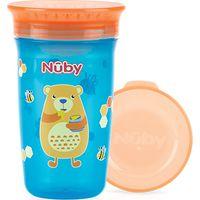 360° Wonder Cup 300 ML Blauw/Oranje - Nuby