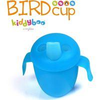 KiddyBoo Bird Cup Antilekbeker - Azuurblauw