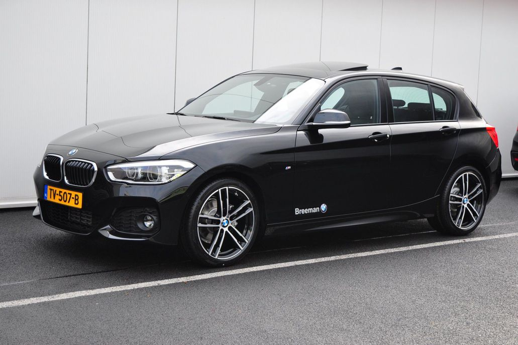 BMW 1 Serie 118i Executive Edition M Sport Shadow Aut.