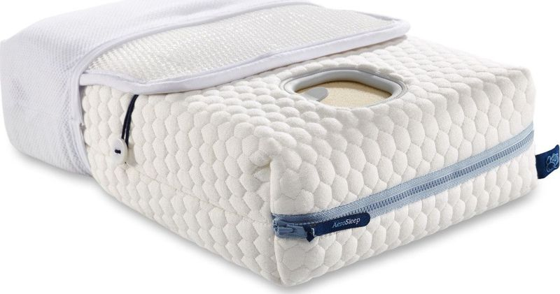 Aerosleep Matras Ledikant : Aerosleep matras natural 60x120 cm bij babyhuis casita