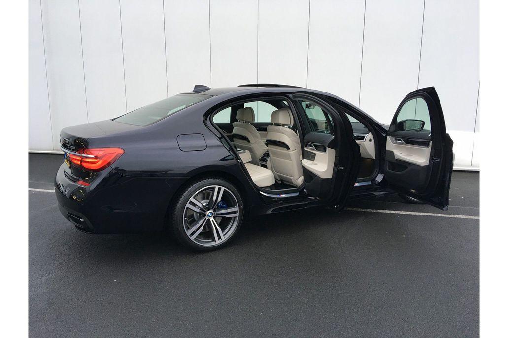 BMW 7 Serie 730d Sedan xDrive High Executive M Sport