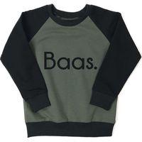 KMDB Sweater Maat 86 Echo - Baas