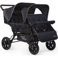 Childhome Wandelwagen Two By Two 4 Children