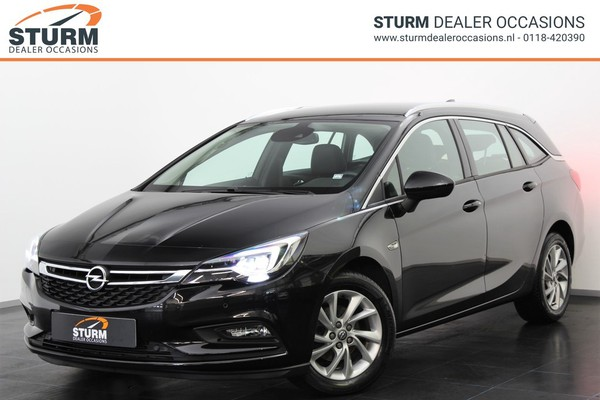 Opel Astra Sports Tourer 1.4 Innovation | Navigatie | Park. Sensoren | DAB | Connected Services | Elek. Kofferklep | LED Matrix | Cruise & Climate Control | Comfortstoelen | Rijklaarprijs!