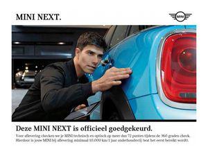 MINI Cooper S Clubman  JCW Trim Aut.