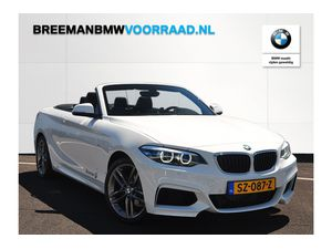 BMW 218i Cabrio High Executive M Sport Aut.