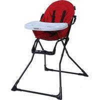 Titaniumbaby I-Dinner Kinderstoel - Red