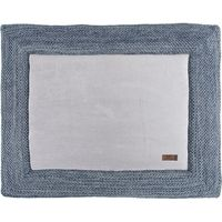 Baby's Only Boxkleed 75x95cm River Jeans/Grijs Melee