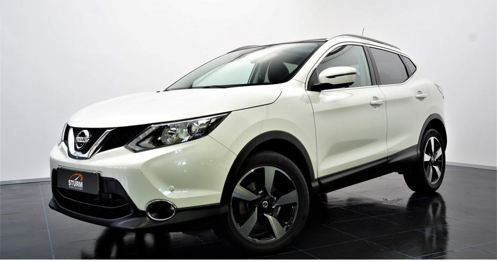 Nissan QASHQAI 1.2 CONNECT EDITION | Panoramadak | Navi | 360° Camera | 18'' | Rijklaarprijs!