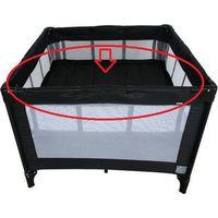Bodemverhoger Piazza - Black (exclusief box)