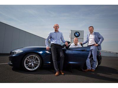 BMW 7 Serie 740e iPerformance High Executive Aut.