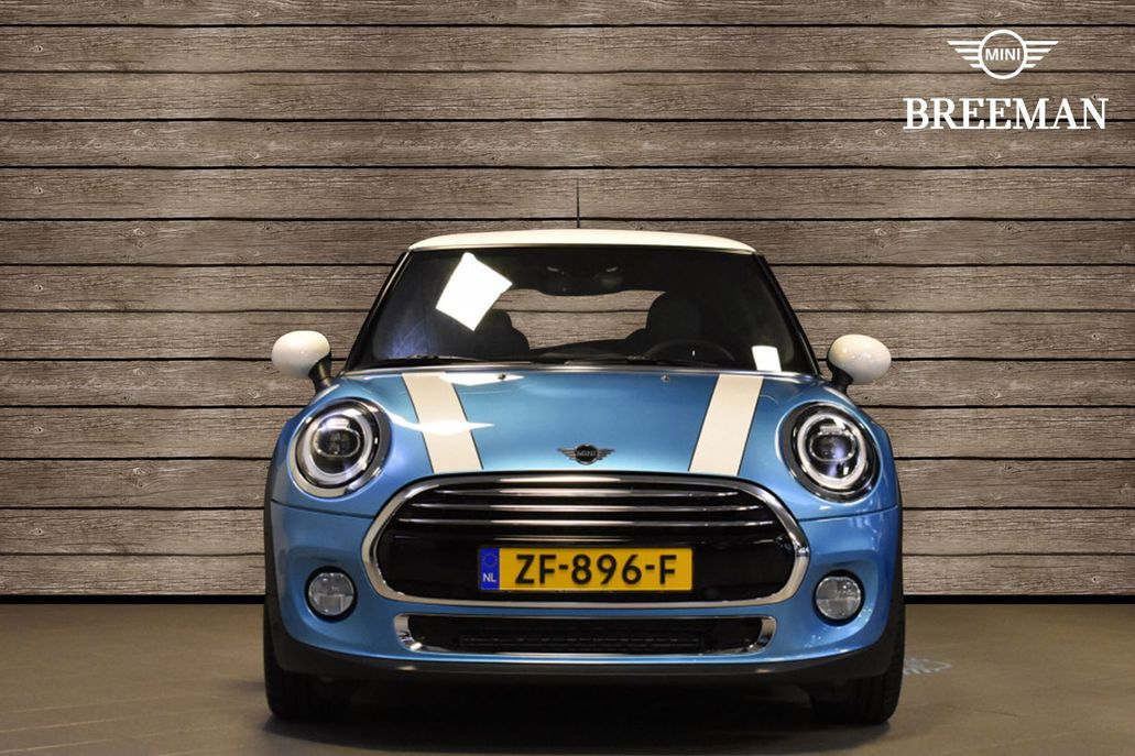 MINI Cooper 3-deurs Pepper Aut.