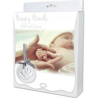 Happy Hands Ornament Kit Silver Ribbon - Xplorys