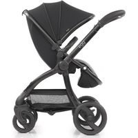 EGG Wandelwagen Just Black / Black Frame