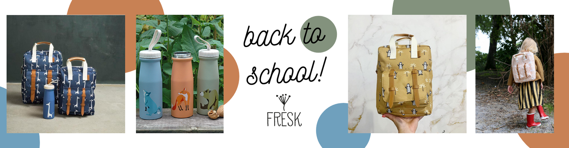 Fresk back to school