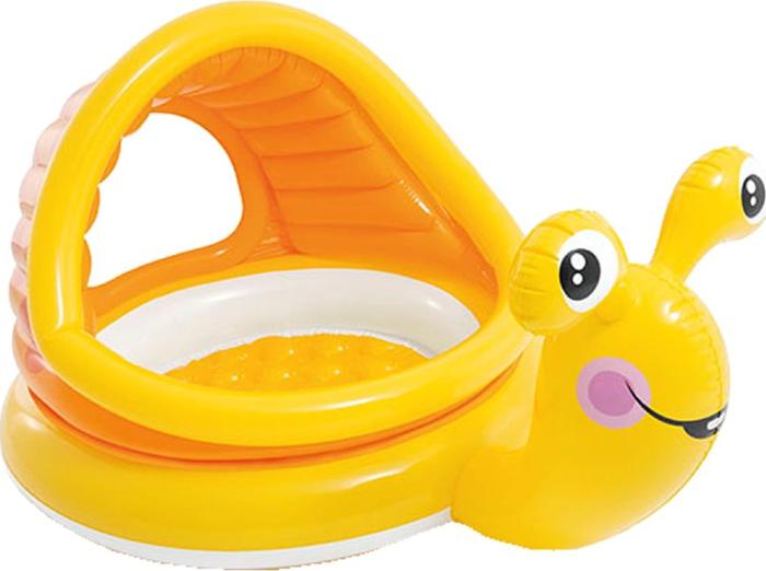 Intex Zwembad - Slak