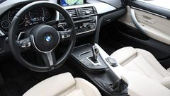 Foto BMW 4 Serie Gran Coupé 440i xDrive 327pk Centennial High Executive | Head-Up | Verwarmd M-Stuur | NL-Auto | Camera | Luxury Line | Leder | Navigatie | Bi-Xenon | Rijklaarprijs! (19801722-9.jpg)