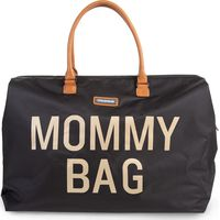 Childhome Verzorgingstas Mommy Bag Big - Black Gold