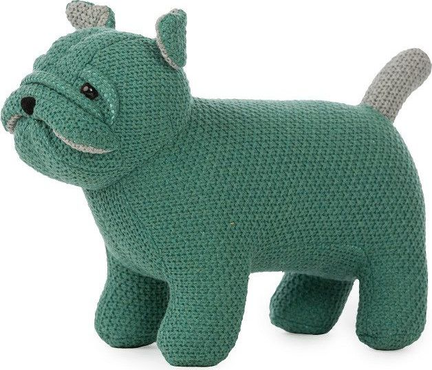 Vaco Dog Small Gebreid - Green