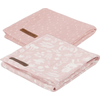 Little Dutch Swaddle Doeken - Adventure Pink