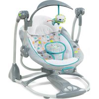 Bright Starts Ingenuity Convert Me Babyswing-2-Seat Ridgedale