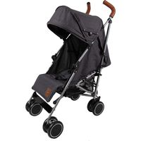 Born Lucky Buggy 5-Standen - Jeans Grey