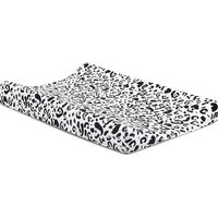Jollein Waskussenhoes 50x70cm Leopard - Black White