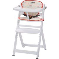 Safety 1st Kinderstoel Timba - White / Red Lines