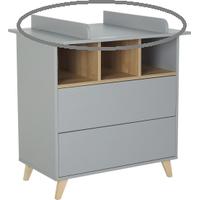 Quax Barrier Commode Loft - Grey
