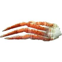 King Crab gekookt