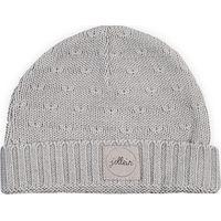 Jollein Muts Soft Knit - Light Grey